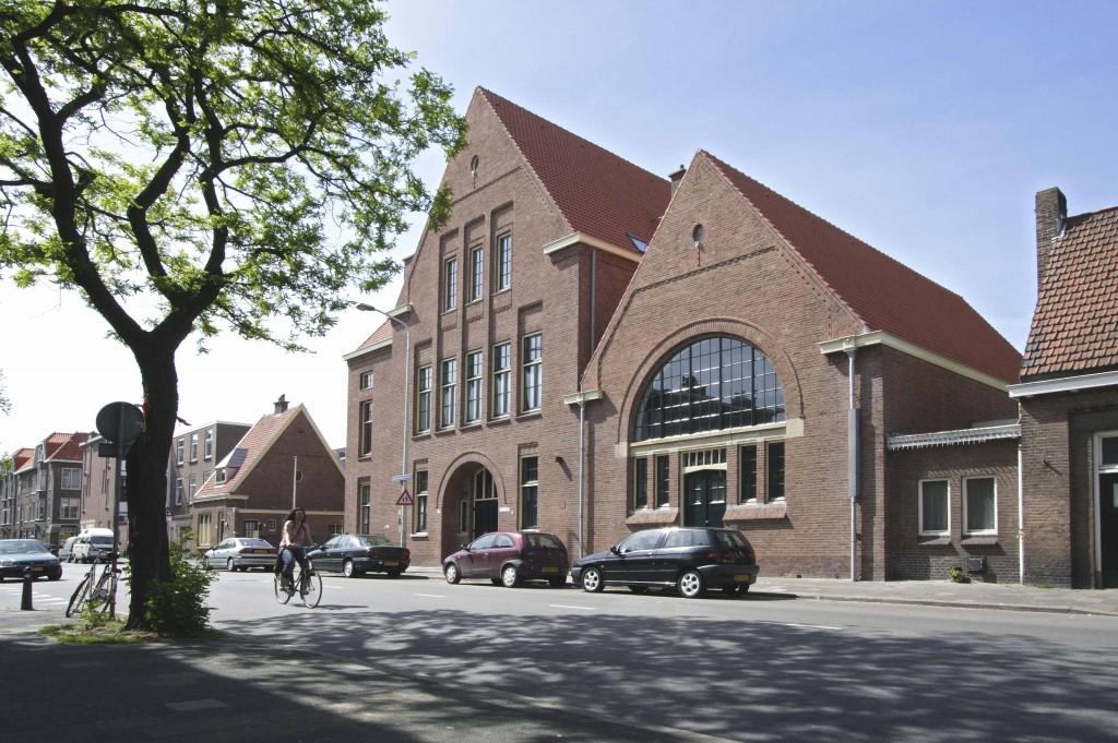 Goudenregenstraat oud schoolgebouw